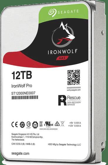 schnellste Festplatte – Seagate-IronWolf-Pro